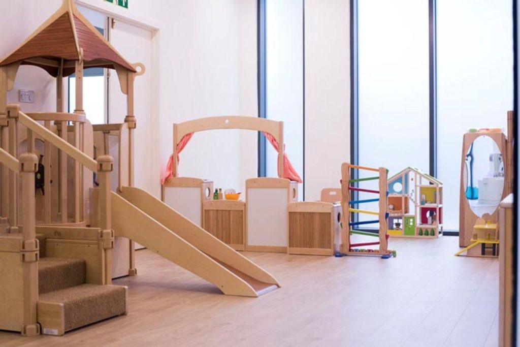 Parents Love Our Attention To Safety - Montessori Preschool & Nursery Serving London, UK