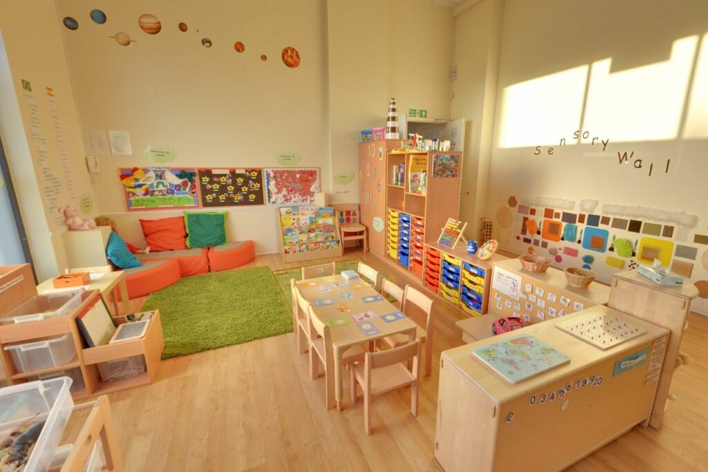 Clean Spaces Where Your Child Will Grow - Serving Maida Vale, London, UK
